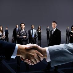 Thumb negotiation